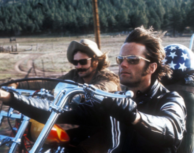 Road movie 'Easy Rider' (Columbia Pictures)