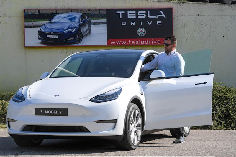 HUNGARY-US-AUTOMOBILE-ECONOMY-TECHNOLOGY-ENERGY-TESLA