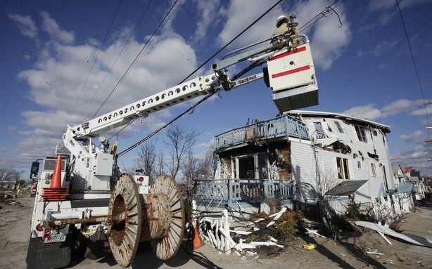Breezy Point, Six Months Later
