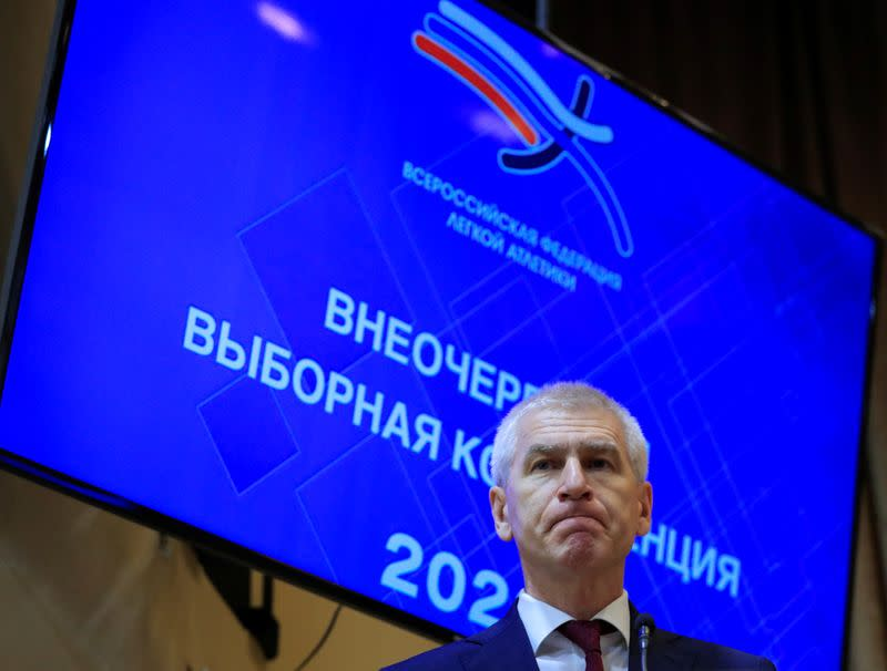 Russian doping ban could harm Olympic movement during coronavirus crisis - minister