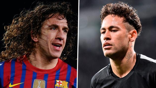 <p>Puyol 'doesn't see any problem' with Neymar joining Real Madrid</p>
