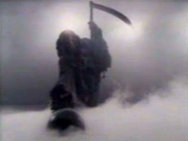 While somewhat comical now, the 1987 Grim Reaper ad shocked Australians into being wary of AIDS.