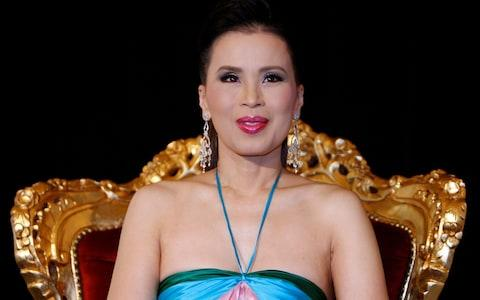 Princess Ubolratana tried to become Prime Minister of Thailand after she left the royal household - Credit: Christian Hartmann/REUTERS