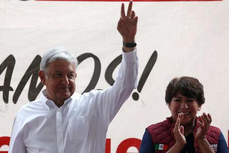 Mexico ruling party wins election but loses support