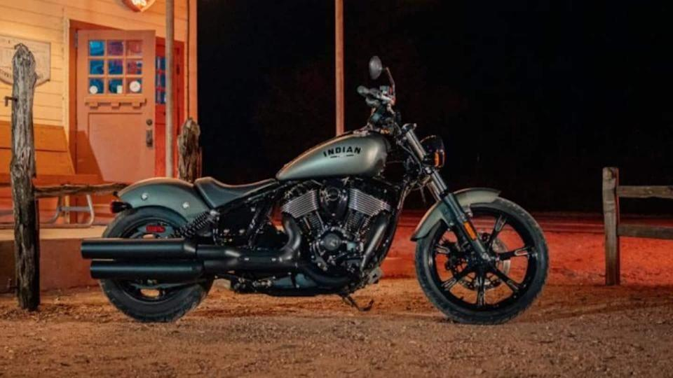 2022 Indian Chief and FTR models to debut in August