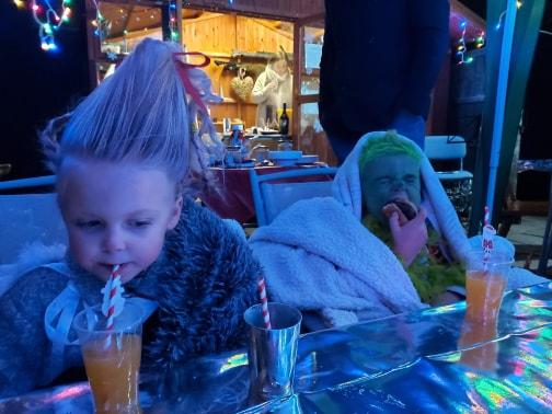 Cindy Lou and The Grinch (Photo: Cassie Middleton)