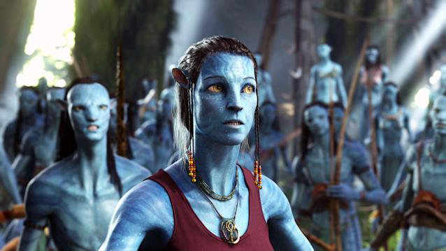 Weaver in her Na'vi form in <em>Avatar. </em>The actress will reportedly play a different character in the sequels. (Photo: 20th Century Fox/Courtesy Everett Collection)