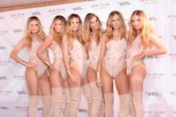 "<p>Klum did her most daring costume to date in 2016: herself. The model turned the red carpet into a runway while debuting several Klum clones in full Victoria's Secret Angel gear.</p> <p><strong>Get the look:</strong> <a href=""https://amzn.to/2QdAoOO"" rel=""nofollow noopener"" target=""_blank"" data-ylk=""slk:Kalyss Women's Wig Long Curly Wavy Platinum Blonde Hair, Amazon ($19.99)"" class=""link rapid-noclick-resp"">Kalyss Women's Wig Long Curly Wavy Platinum Blonde Hair, Amazon ($19.99)</a>, <a href=""https://amzn.to/2Qgv7pJ"" rel=""nofollow noopener"" target=""_blank"" data-ylk=""slk:Hoohu Women's Glitter Sequin Bodysuit, Amazon ($21.99)"" class=""link rapid-noclick-resp"">Hoohu Women's Glitter Sequin Bodysuit, Amazon ($21.99)</a>, <a href=""https://www2.hm.com/en_us/productpage.0568253001.html?gclid=EAIaIQobChMIq-7hkuLb3QIVmUoNCh1hfg3YEAQYAiABEgIBtvD_BwE&CAWELAID=120032800000183509&s_kwcid=AL!860!3!295501444476!!!g!362029178047!&ef_id=W5a9vQAAAHVXCEnI:20180927180158:s"" rel=""nofollow noopener"" target=""_blank"" data-ylk=""slk:Beige Thigh-High Boots, H&M ($29.99)"" class=""link rapid-noclick-resp"">Beige Thigh-High Boots, H&M ($29.99)</a>, <a href=""https://www.sephora.com/product/luxe-false-lash-P397401?icid2=products%20grid:p397401:product"" rel=""nofollow noopener"" target=""_blank"" data-ylk=""slk:Sephora Collection Luxe False Lash, Sephora ($18)"" class=""link rapid-noclick-resp"">Sephora Collection Luxe False Lash, Sephora ($18)</a>, and <a href=""https://www.sephora.com/product/give-me-some-glitter-hair-body-glitter-set-P428804?icid2=products%20grid:p428804:product"" rel=""nofollow noopener"" target=""_blank"" data-ylk=""slk:Sephora Collection Give Me Some Glitter Hair and Body Glitter Set, Sephora ($10)"" class=""link rapid-noclick-resp"">Sephora Collection Give Me Some Glitter Hair and Body Glitter Set, Sephora ($10)</a></p>"