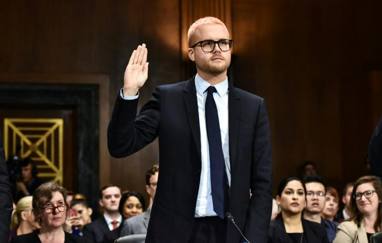 Christopher Wylie blew the whistle on Cambridge Analytica and its abuse of Facebook's data privacy provisions