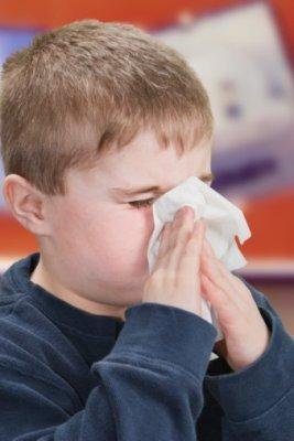 Don't even think about blessing this kid if you're in health class at one Vacaville high school. (ThinkStock Photos)