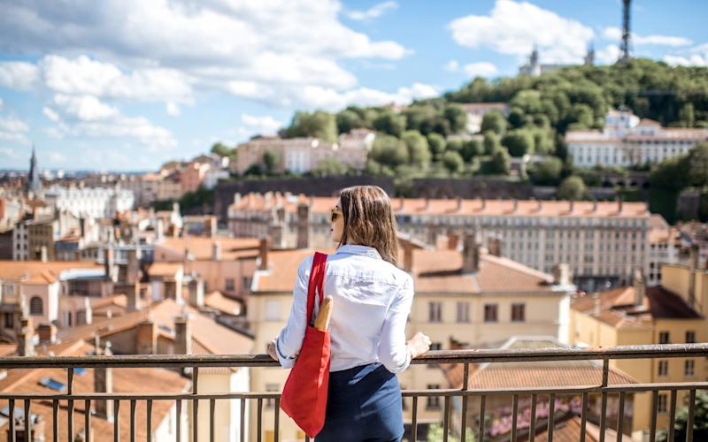 Lyon, France's gastronomic second city - This content is subject to copyright.