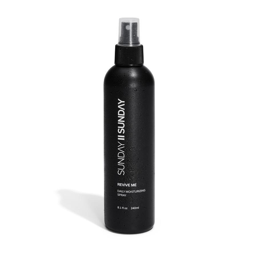 """<p>Curls need as much moisture as they can get and the <em>Allure</em>-awarded 2020 <a href=""""https://www.allure.com/story/best-of-beauty-awards-2020?mbid=synd_yahoo_rss"""" rel=""""nofollow noopener"""" target=""""_blank"""" data-ylk=""""slk:Best of Beauty"""" class=""""link rapid-noclick-resp"""">Best of Beauty</a> winner, Sunday II Sunday Revive Me Daily Moisturizing Spray, delivers just that. Moisturizing argan oil and antioxidant-packed green tea nourishes dry hair as you style. It can also be used as a <a href=""""https://www.allure.com/gallery/best-new-products-for-scalp-health?mbid=synd_yahoo_rss"""" rel=""""nofollow noopener"""" target=""""_blank"""" data-ylk=""""slk:scalp treatment"""" class=""""link rapid-noclick-resp"""">scalp treatment</a> to help soothe any itchiness. Or if you're wearing a protective style, apply a few spritzes to ease any tightness or tension.</p> <p><strong>$31</strong> (<a href=""""https://mysunday2sunday.com/products/revive-me-daily-moisturizing-spray"""" rel=""""nofollow noopener"""" target=""""_blank"""" data-ylk=""""slk:Shop Now"""" class=""""link rapid-noclick-resp"""">Shop Now</a>)</p>"""