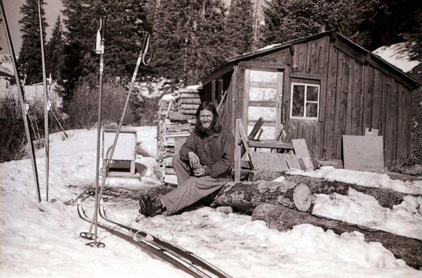 PHOTO: billy barr, who has spent 48 years living in solitude, is the only permanent resident in Gothic, Colorado. (Courtesy billy barr)