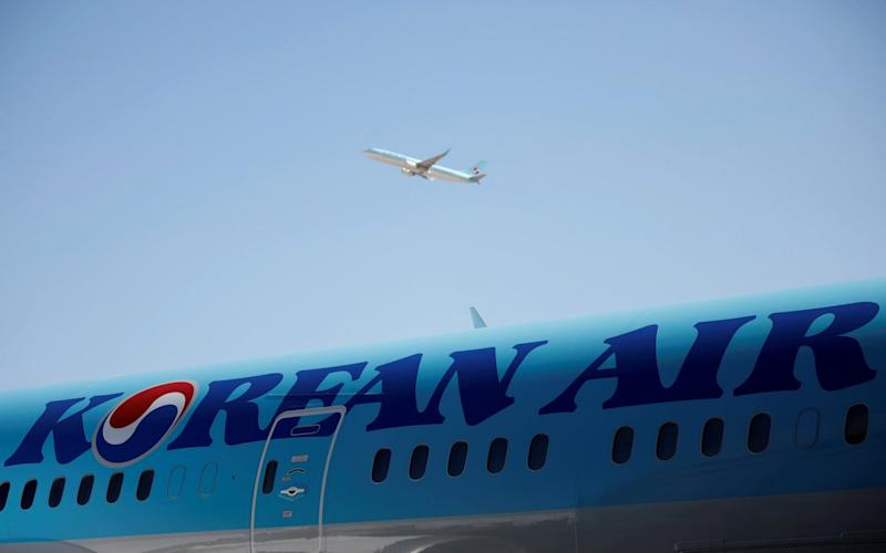 Korean Air's policies meant the fans were entitled to refunds - REUTERS