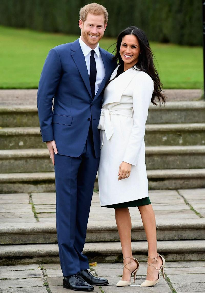They've dished what the most romantic meal is, and given Prince Harry the tick of approval for roasting some chickens before proposing to Meghan Markle. Source: Getty