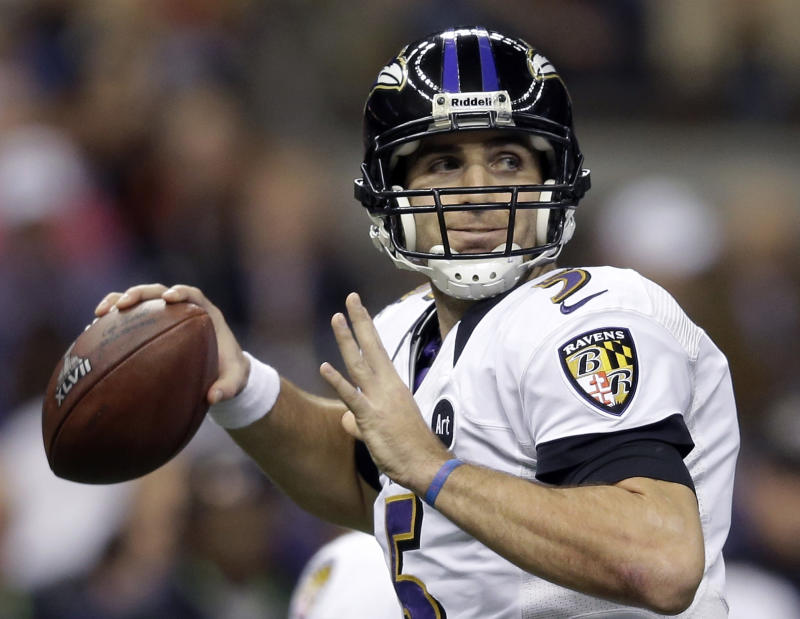Flacco wins money game, but what of him as player?