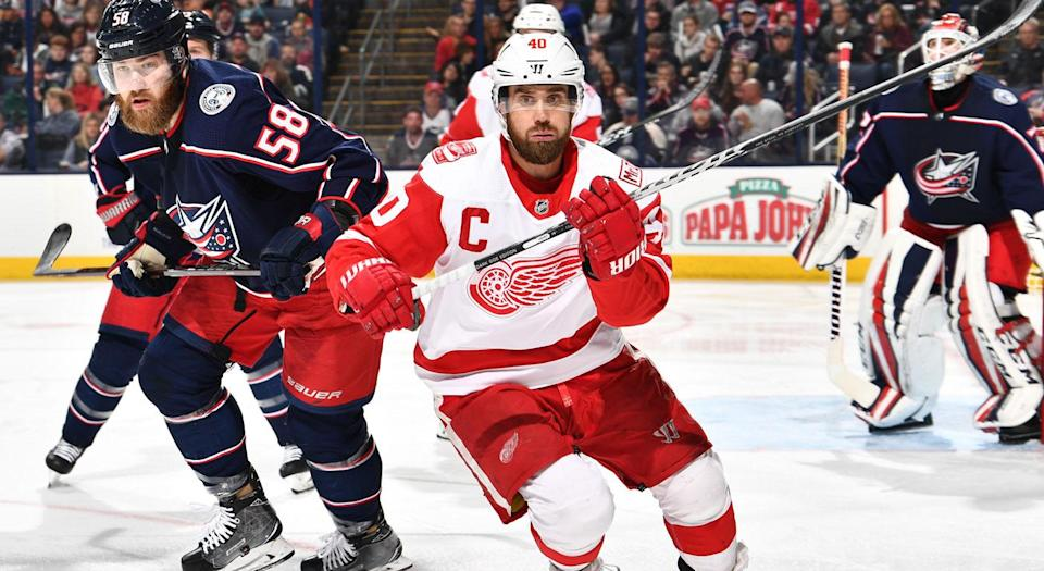 Has Henrik Zetterberg played his last game? (Getty)