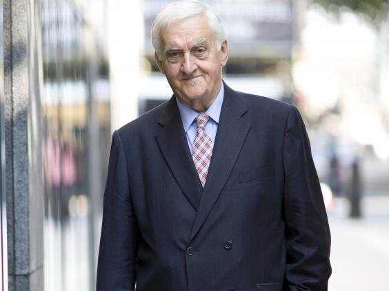 Douglas Oakervee was appointed by Boris Johnson to chair the review (Teri Pengilley)
