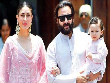 Saif Ali Khan and Kareena Kapoor confirm they are expecting second child