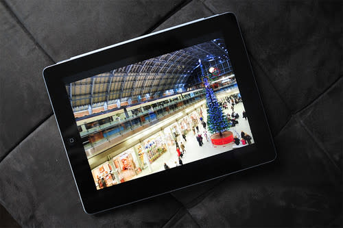 Customisable Christmas: Tablet accessories