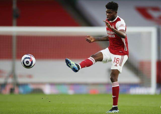 Arsenal left it late to clinch the signing of Thomas Partey