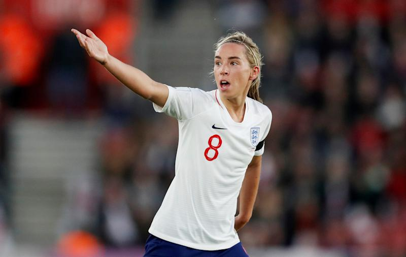 England's Jordan Nobbs was called up to Phil Neville's squad for the upcoming friendlies against Brazil and Portugal