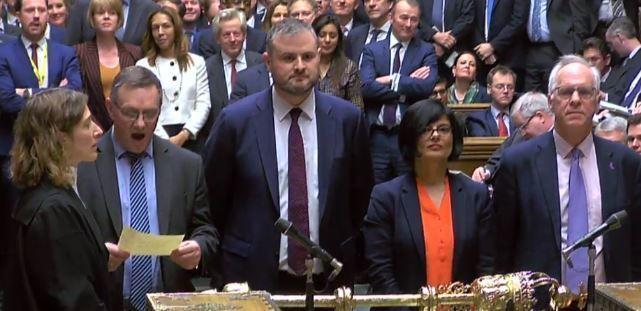 <em>MPs voted on a series of amendments on Tuesday night (Picture: PA)</em>