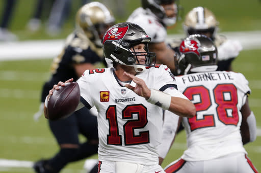 Panthers-Buccaneers Preview