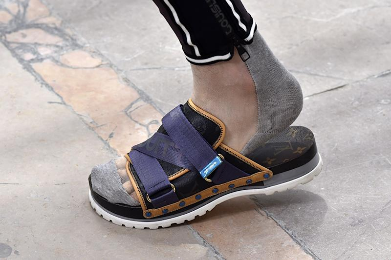aed4c06f3692 The Top 5 Men s Sandal Trends for Spring 2018