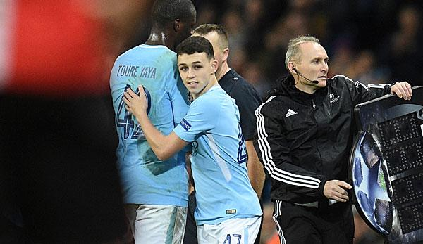 Premier League: Manchester Citys Mittelfeld-Talent Phil Foden: Der Stockport-Iniesta