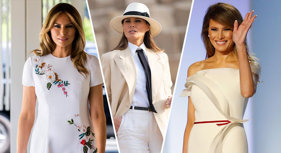 Shop Melania Trump S Fourth Of July Outfit