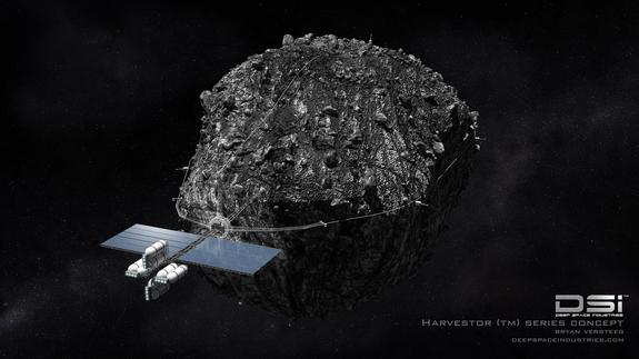 Deep Space Industries: A New Asteroid-Mining Company Is Born