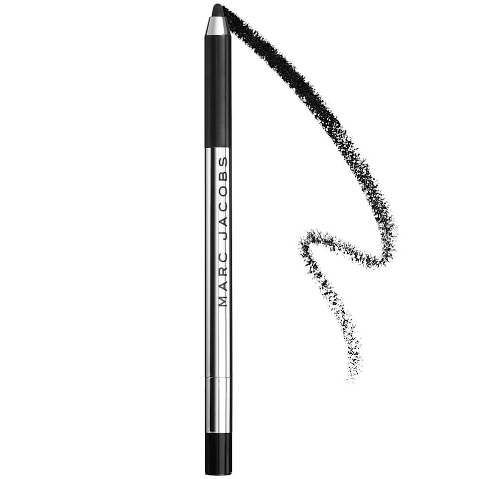 <p>Gel-pot eyeliner is one of the longest-lasting formulas when it comes to lids, but that brush sure can be intimidating. Luckily, this bestselling <span>Marc Jacobs Beauty Highliner Gel Eye Crayon Eyeliner</span> ($26) offers a fade-proof line in a water-resistant crayon form instead (with shimmery, matte, and satin finishes).</p>
