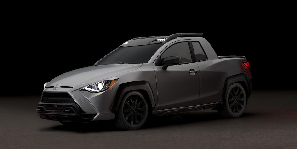Does This Toyota Yaris Pickup Satisfy Your Desire for a