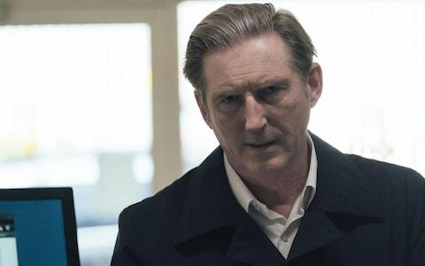 Adrian Dunbar as Supt Ted Hastings - Credit: BBC