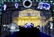 <p>Russians celebrate Orthodox Christmas on January 7. Some people fast all day on Christmas Eve until the first star appears in the night sky. A sweet drink called Vzvar is popular on Christmas as it's traditionally served to celebrate birth. </p>