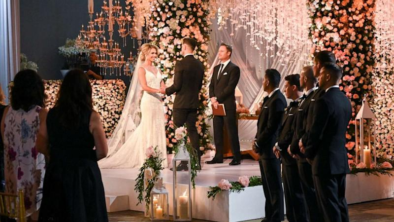 'Bachelor in Paradise' recap: Krystal Nielson and Chris Randone reflect on their wedding -- and drama!
