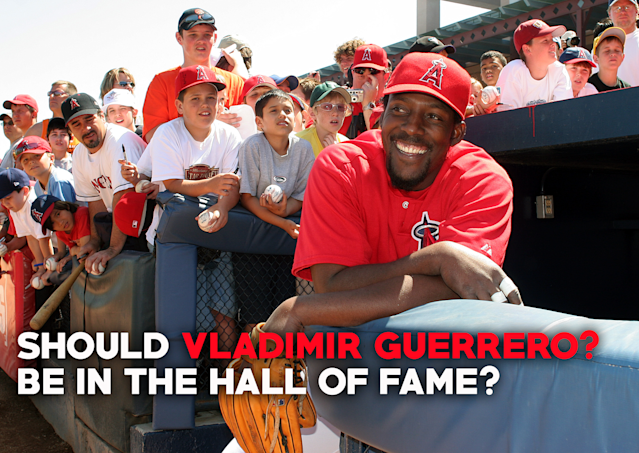 Would Vladimir Guerrero make your Hall of Fame ballot? (AP)
