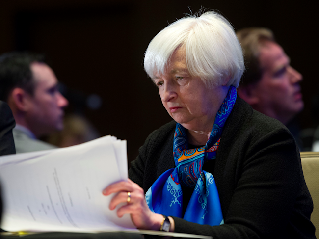 World Week Ahead: Eyes squarely on Fed