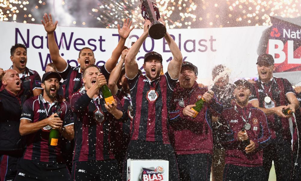 The NatWest T20 Blast tournament, won by Northamptonshire last season, will continue but is likely to take on secondary status.