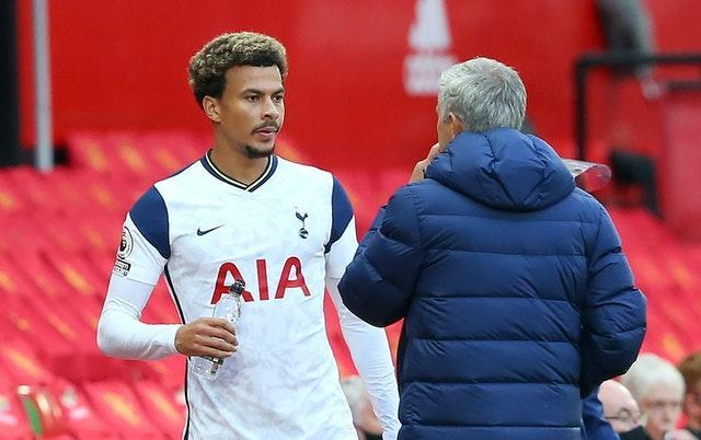 Dele Alli has found himself on the periphery of Jose Mourinho's Tottenham team of late.