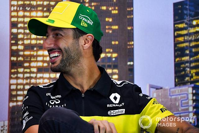 "Daniel Ricciardo, Renault F1 Team <span class=""copyright"">Mark Sutton / Motorsport Images</span>"