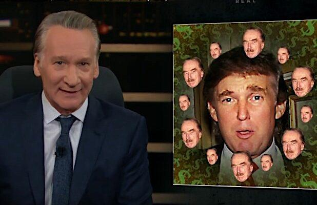 Bill Maher Ponies Up a $1 Million Bribe to Get Trump to Resign, Asks Other Celebs to Match (Video)