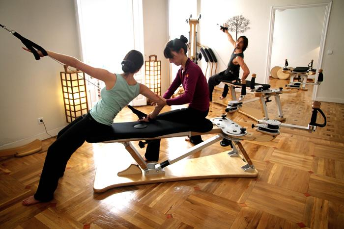 Gyrotonic Madrid