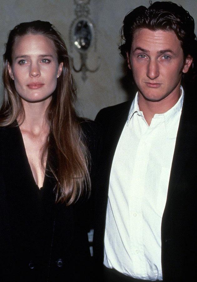 Robin and Sean met in 1989. Source: Getty