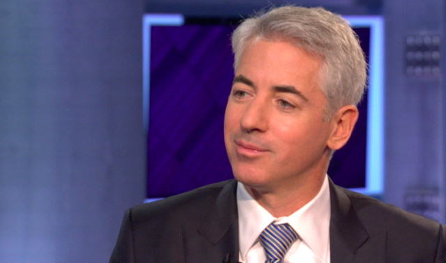 Activist investor Bill Ackman, the CEO of Pershing Square, is waging a proxy contest against ADP.