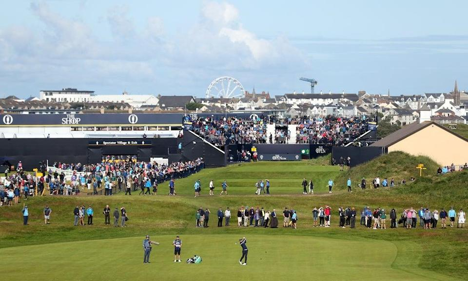 The Open will return to Royal Portrush after its successful 2019 hosting  (PA Archive)