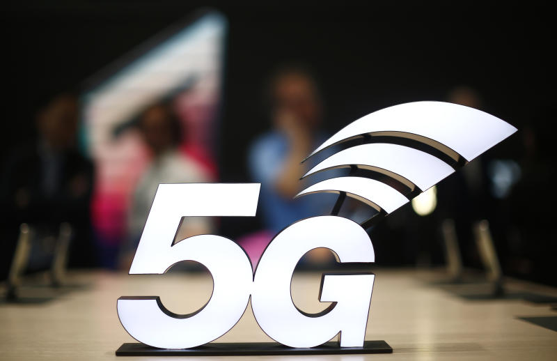Trump pledges to advance 5G network in the country