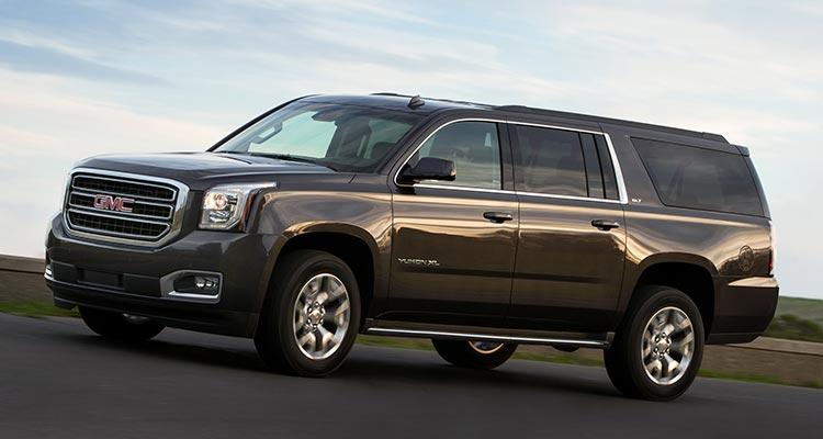 Consider This Truck Based Suv A More Luxurious Chevrolet Suburban Third Row Seat Comfort Is Much Improved In Generation Of The Yukon Xl