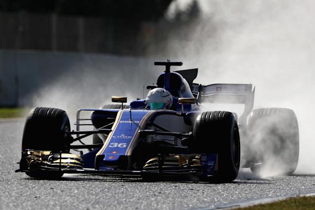Anotnio Giovinazzi gets another Formula One drive for Sauber, while Lewis Hamilton gets frustrated in China.